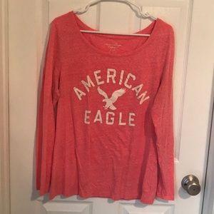 Long Sleeve American Eagle tee